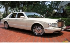 Rolls RoyceTrouwauto Silver Seraph