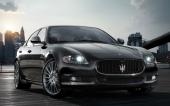 Maserati Quattroporte Sport GTS Trouwautos Verhuur