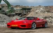 Ferrari 360 Trouwauto
