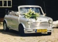 Mini Classic mini trouwauto verhuur