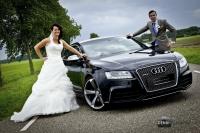 Audi RS5 Trouwauto Verhuur