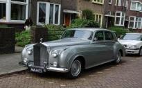 Rolls RoyceTrouwauto Silver Cloud II