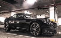 Aston Martin  DBS Trouwautos Verhuur